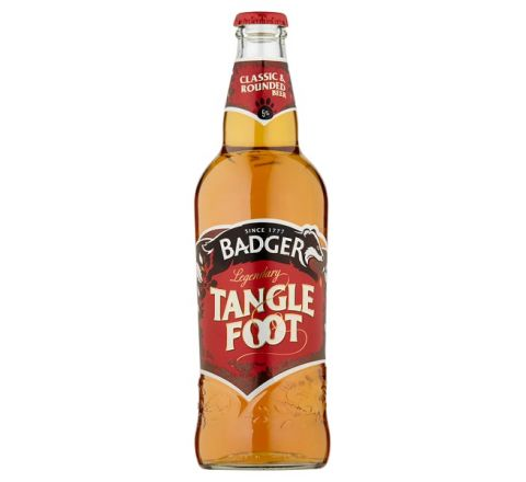 Badger Tanglefoot Beer NRB 500ml - Case of 8