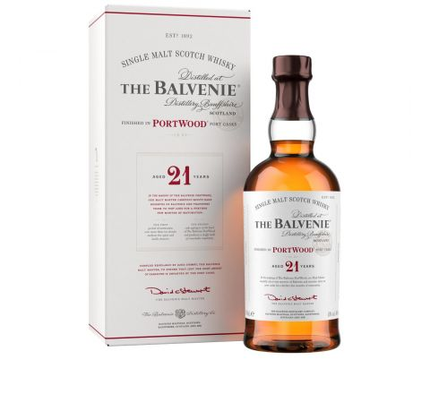 Balvenie 21Year Old Doublewood Scotch Single Malt Whisky 70cl