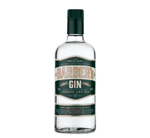 Barbers London Dry Gin 70cl