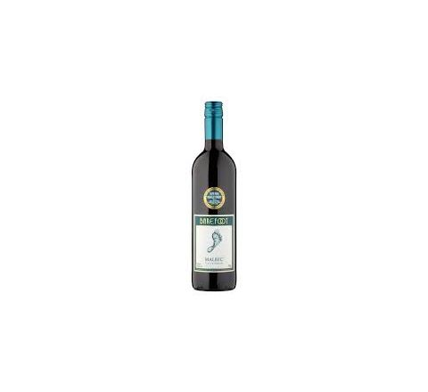 Barefoot Malbec Wine 75cl - Case of 6