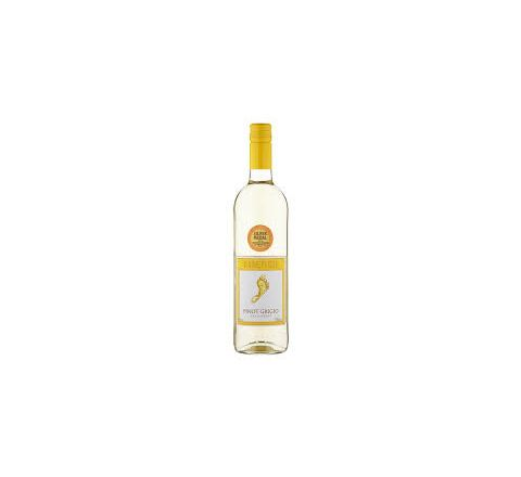 Barefoot Pinot Grigio Wine 75cl - Case of 6