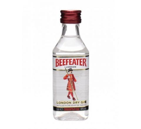 Beefeater Gin 5cl - Case of 12