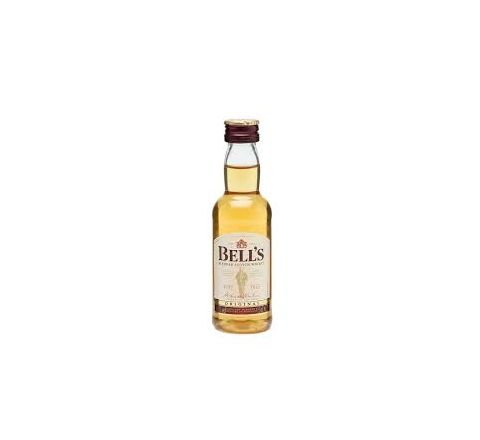 Bells Whisky Miniature 5cl - Case of 12