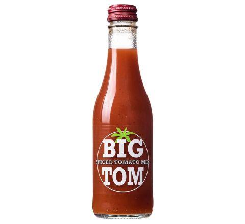 Big Tom Spiced Tomato Juice NRB 250ml - Case of 24