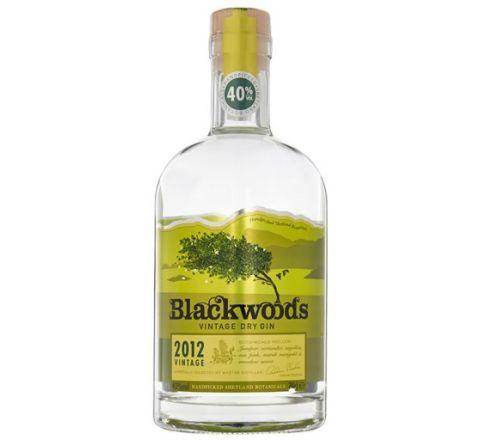 Blackwoods Vintage Dry Gin 70cl - Case of 6