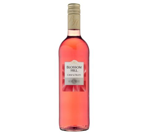 Blossom Hill Rosé Wine 75cl - Case of 6