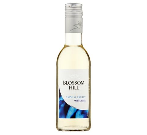 Blossom Hill White Wine Miniature 187ml - Case of 12