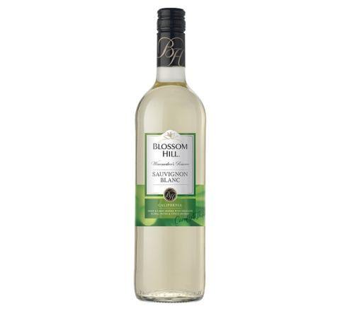 Blossom Hill Sauvignon Blanc Wine 75cl - Case of 6