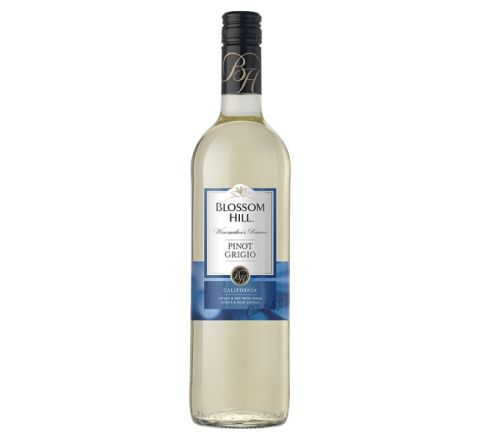 Blossom Hill Pinot Grigio Wine 75cl - Case of 6
