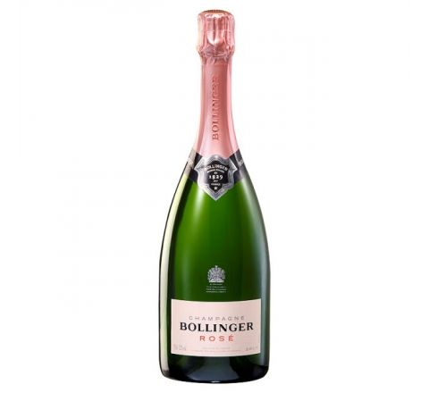Bollinger Rosé NV Champagne 75cl - Case of 6
