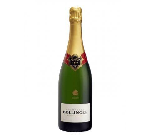 Bollinger Cuvée Champagne 75cl - Case of 6