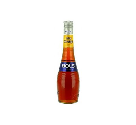 Bols Dry Orange Curaçao 50cl - Case of 6