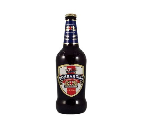 Bombardier Beer NRB 500ml - Case of 8