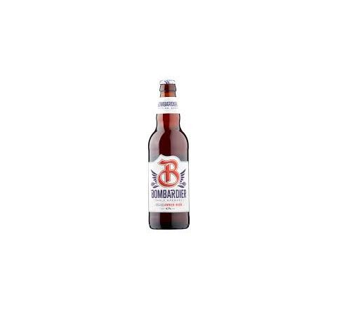 Bombardier Amber Ale NRB 500ml - Case of 8
