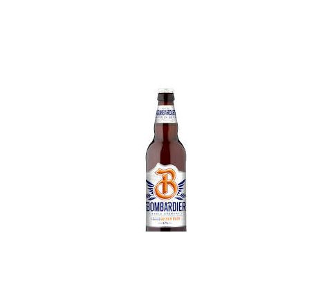 Bombardier Golden Beer NRB 500ml - Case of 8