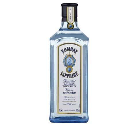 Bombay Sapphire Gin 70cl - Case of 6