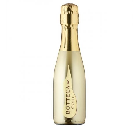 Bottega Gold Miniature Prosecco 20cl - Case of 24