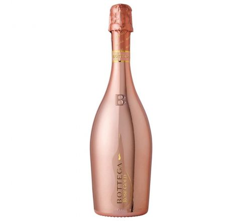 Bottega Rose Gold Prosecco 75cl - Case of 6
