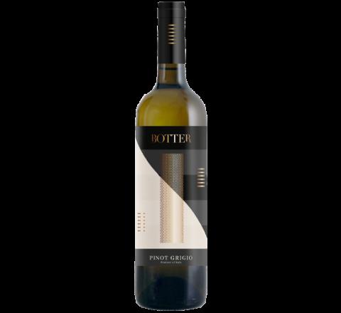 BOTTER PINOT GRIGIO WINE 75CL