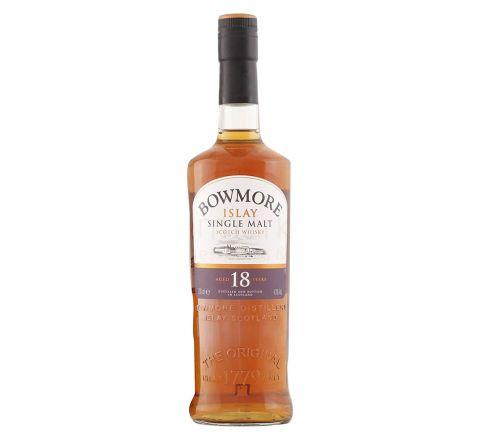 Bowmore 18 YO Whisky 70cl - Case of 6