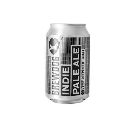 Brewdog Indie Pale Ale can 330ml - Case of 24