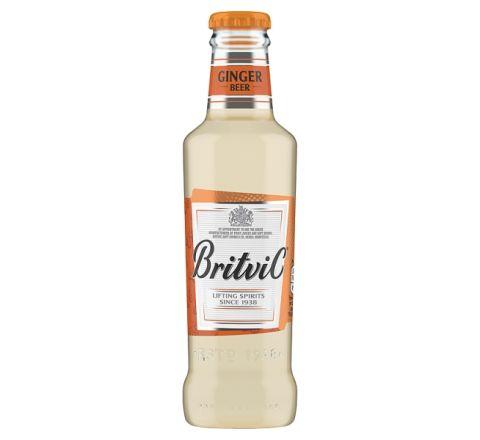 Britvic Ginger Beer NRB 200ml - Case of 24