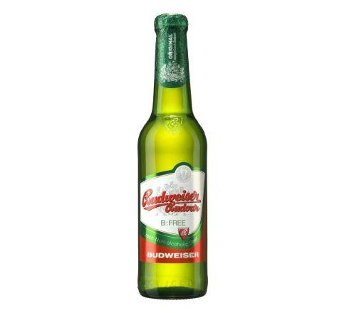 Budweiser Budvar Beer NRB 330ml - Case of 24