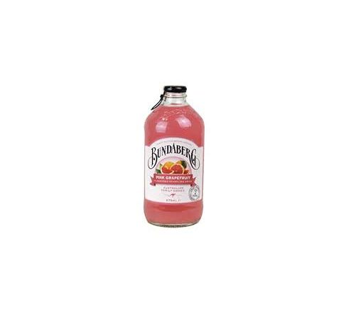 Bundaberg Pink Grapefruit 375ml - Case of 12