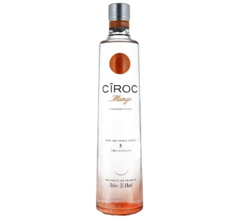 Cîroc Mango Vodka 70cl - Case of 6