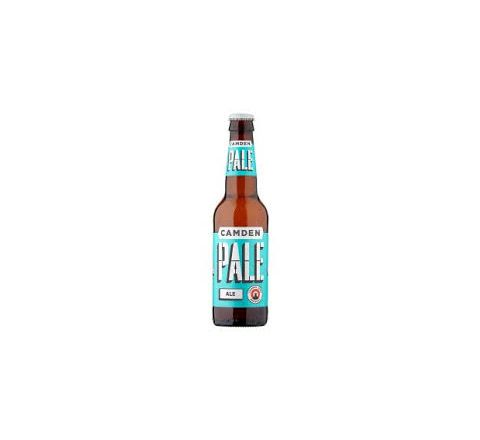 Camden Pale Ale Beer NRB 330ml - Case of 24