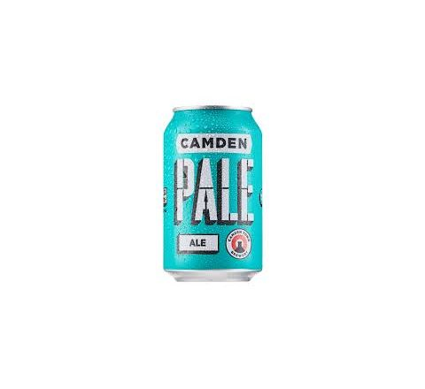 Camden Pale Ale Beer Can 330ml - Case of 24