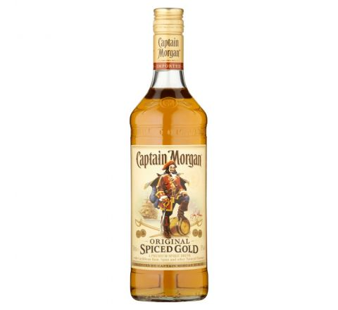 Captain Morgan Original Spiced Gold Rum 70cl