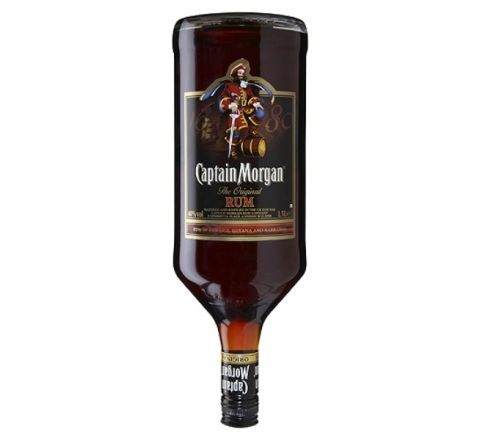 Captain Morgan Rum 1.5 Litre
