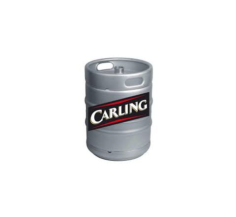 Carling Beer Keg - 50 Litre (11 Gallons)