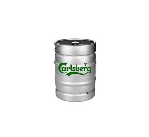 Carlsberg Pilsner Beer Keg 50 Litre (11 Gallons)