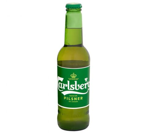 Carlsberg Pilsner Beer NRB 330ml - Case of 24