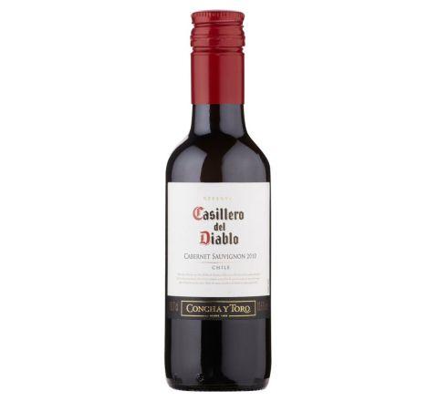 Casillero del Diablo Cabernet Sauvignon Wine Miniature 187ml - Case of 12