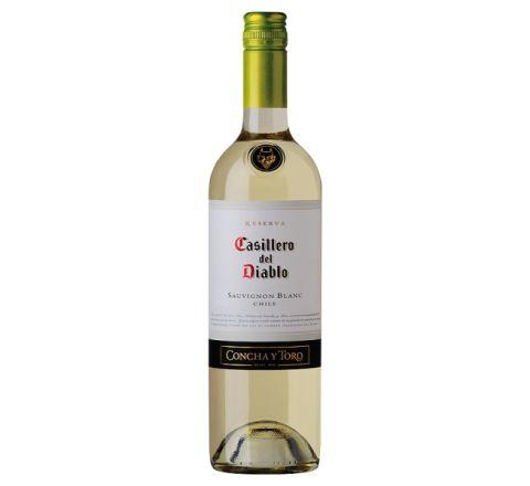 Casillero del Diablo Sauvignon Blanc Wine 75cl - Case of 6