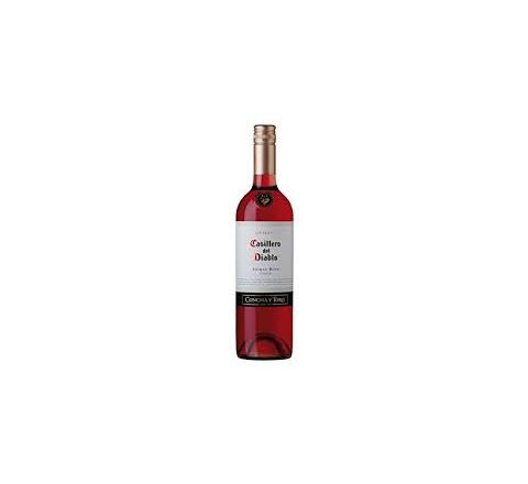 Casillero Del Diablo Shiraz Rose Wine 75cl - Case of 6