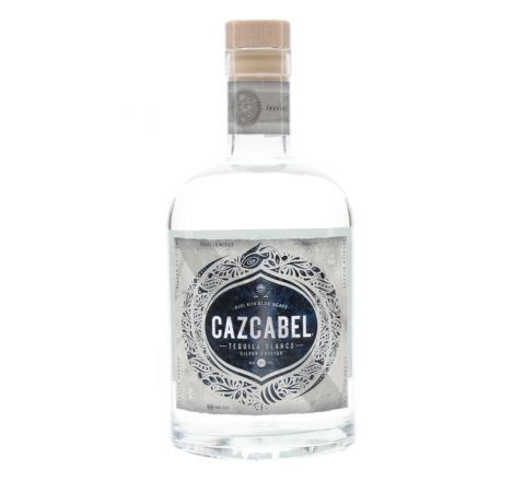 Cazcabel Blanco Tequila 70cl - Case of 6