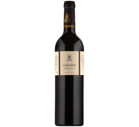 Château du Donjon La Galinière Merlot 2015 Wine 75cl - Case of 6