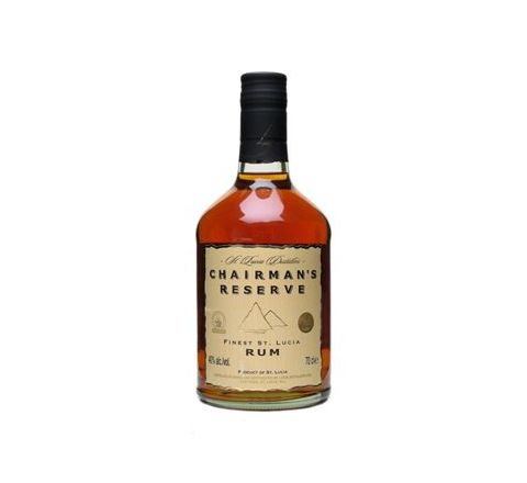 Chairman's Reserve Rum 70cl - Case of 6