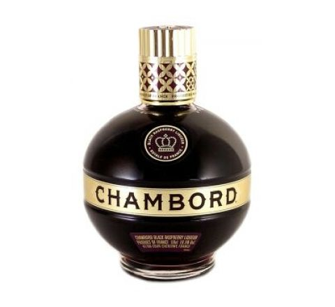 Chambord Black Raspberry Liqueur 70cl - Case of 6