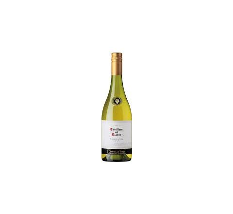 Casillero del Diablo Chardonnay Wine 75cl - Case of 6