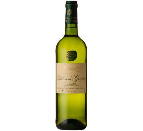 Chateau des Gravières Graves Blanc 2015 Wine 75cl - Case of 6