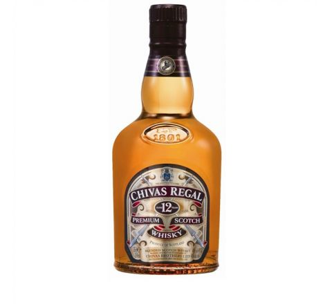 Chivas Regal 12 YO Whisky 35cl - Case of 6