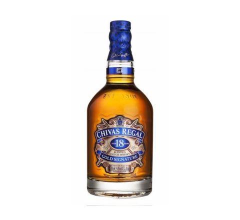 Chivas Regal 18 YO Whisky 70cl
