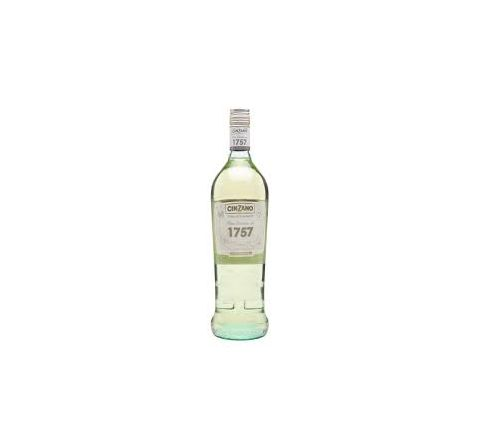 Cinzano 1757 Bianco Vermouth 1L- Case of 6