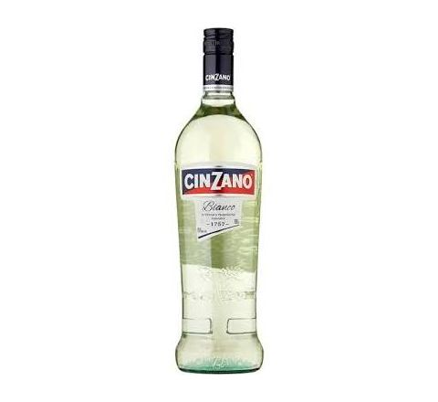 Cinzano Bianco Vermouth 75cl - Case of 6