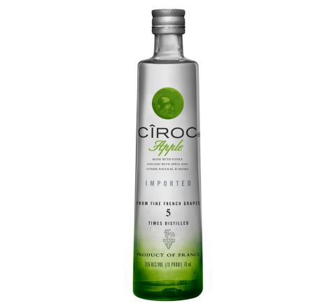 Cîroc Apple Vodka 70cl - Case of 6